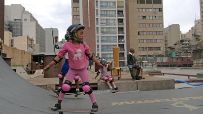 Skateboarding for Change and Gender Equality in South Africa
