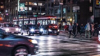 Uber's Carpooling App to Go Head-To-Head with Toronto's Slow-Ass Streetcars