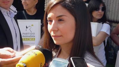 Entrevistamos a Laura Duarte, la portavoz del PACMA sobre las elecciones generales