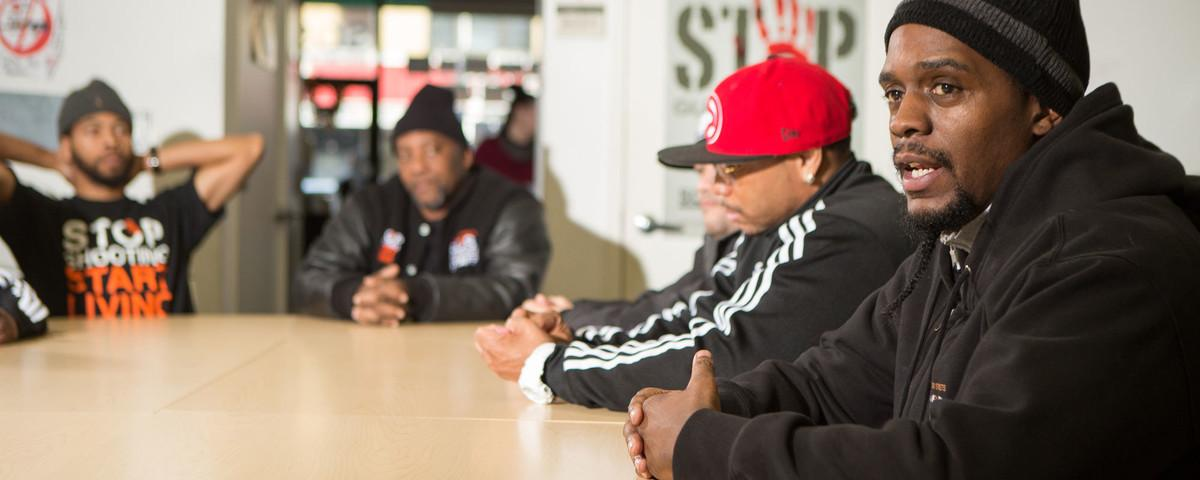 How 'Violence Interrupters' Are Trying to Stop Gang Shootings in Brooklyn
