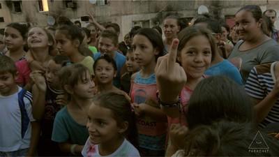Pentru copiii romi din Baia Mare beatboxul e singura ieșire din ghetou