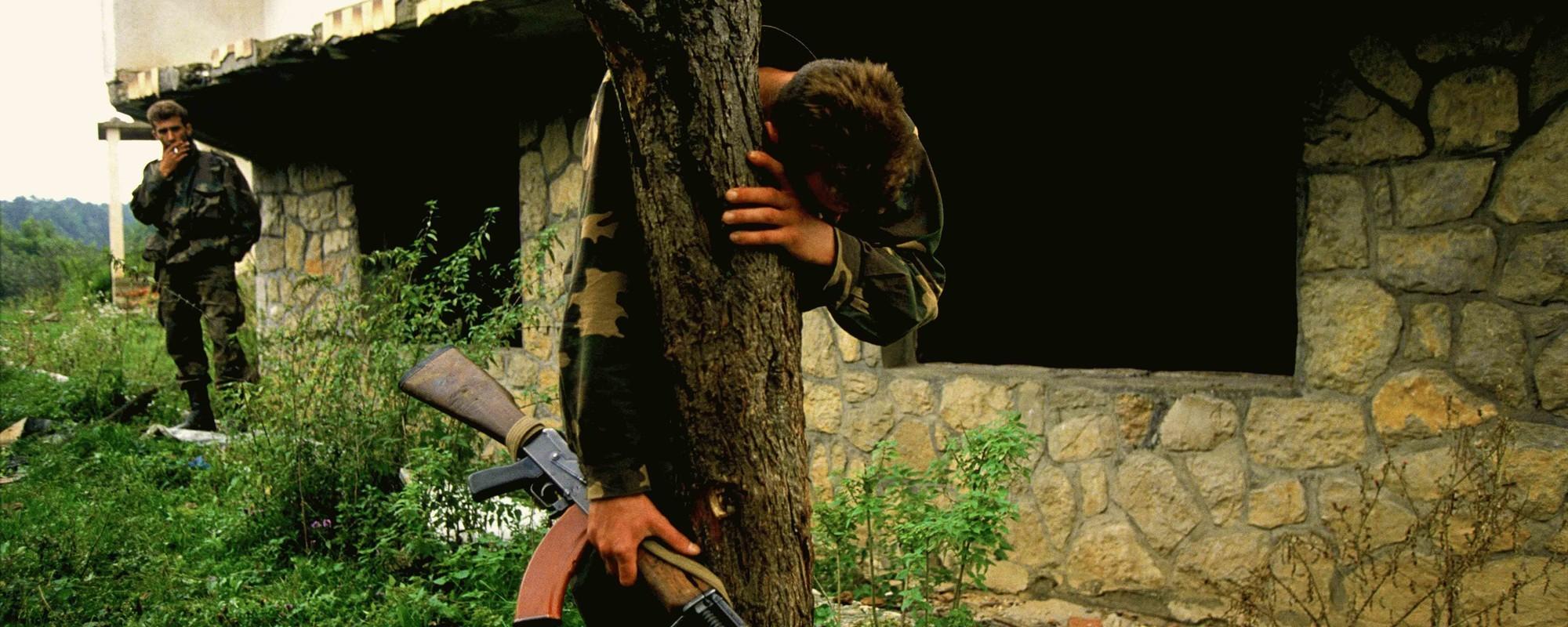 Souvenirs de la guerre de Bosnie