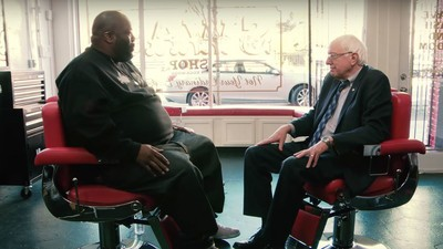 Watch Killer Mike Interview Bernie Sanders