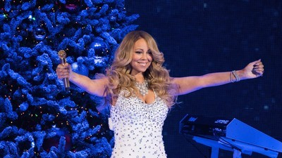 Grappling with Nostalgia at Mariah Carey's Christmas Concert