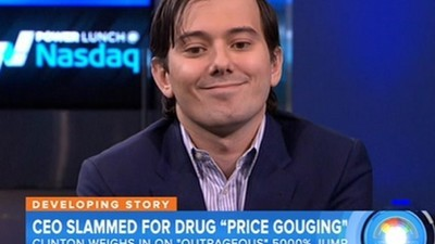 Don't Worry, Martin Shkreli Has a Plan to Bail Bobby Shmurda Out of Jail