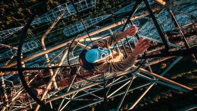 Parkour en Chernóbil: ¿una aventura increíble o una locura absurda?