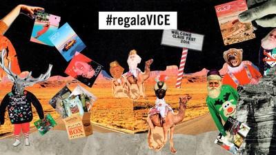#regalaVICE: Por si no lo sabíais, VICE también existe en papel