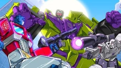 A 'Transformers: Devastation' Dissection with Activision Producer Robert Conkey