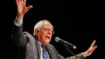Bernie Sanders Has a Record Two Million Campaign Donations—and That's a Huge Deal