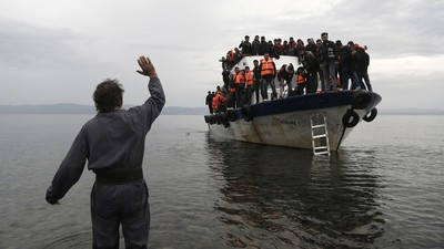 How Volunteers from All Over the World Have Transformed the Refugee Crisis on Lesbos