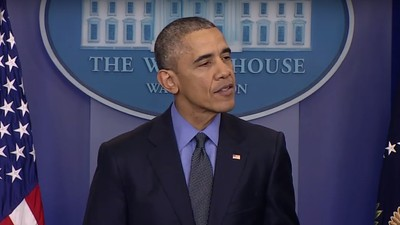 LIVE: President Obama Holds His Annual Year-End News Conference