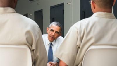 Obama Shortened the Sentences of 95 Prisoners Today