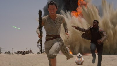 'Star Wars: The Force Awakens' Is the Nostalgia Bomb You've Been Waiting For