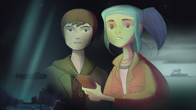 The 'Poltergeist'-Inspired 'Oxenfree' Looks Like an Indie Gaming Essential