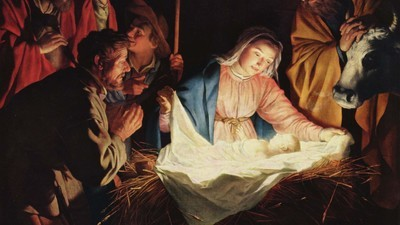What's Up with Our Obsession with the Baby Jesus?