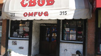 CBGB Is Being Reborn as a Newark Airport Restaurant, for Some Reason