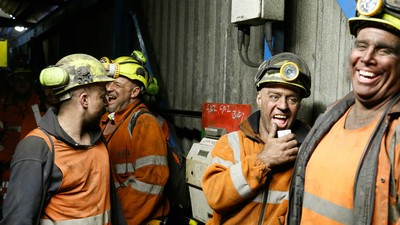 We Joined Britain's Last Deep Pit Coal Miners for Their Final Shift