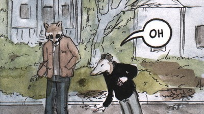 Clementine Can't Change in This Week's 'Habits' Comic