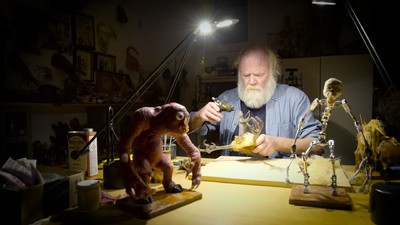Meet the Animator Behind Star Wars and 'Jurassic Park'