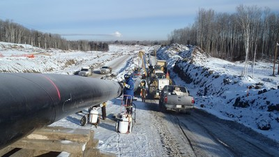 Canadian Protesters Keep Shutting Down the Line Nine Oil Pipeline