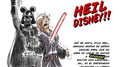 ¿Que piensan los viejos protagonistas de Star Wars sobre la nueva película de la saga?