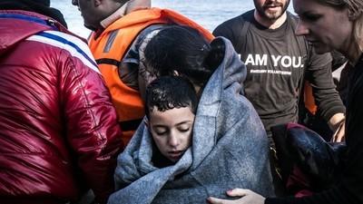 Wie freiwillige Helfer aus der ganzen Welt die Flüchtlingskrise auf Lesbos verändert haben
