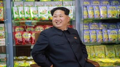 Auch 2015 wollen die Leute immer noch aus Nordkorea fliehen
