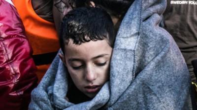 Hoe vrijwilligers van over de hele wereld de vluchtelingencrisis in Lesbos hebben veranderd