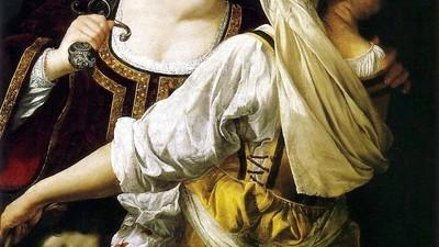 La artista del siglo 17 que fue víctima de una violación y pintaba sus fantasías de venganza