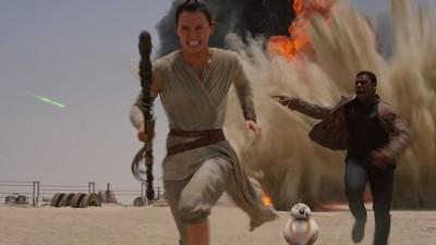 'Star Wars: O Despertar da Força' é a bomba de nostalgia que você estava esperando