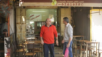 ​The Restaurant at the Center of the Israeli-Palestinian Conflict Serves Great Hummus