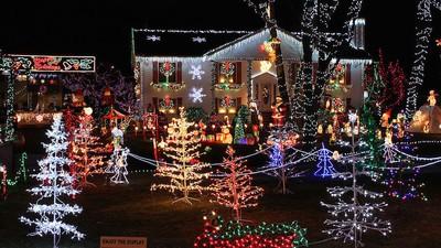Weihnachtsbeleuchtung könnte dein WLAN langsamer machen