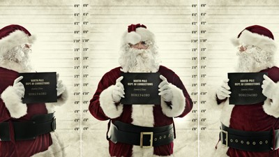 A Look Back at the Most Bizarre Christmas Crimes of All Time