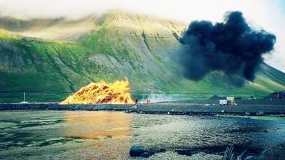 'Neptún' Magazine Captures the Weirdness of Iceland