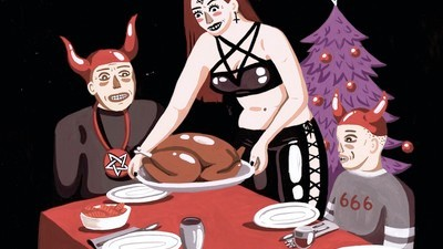 We Asked a Satanist What He's Doing for Christmas