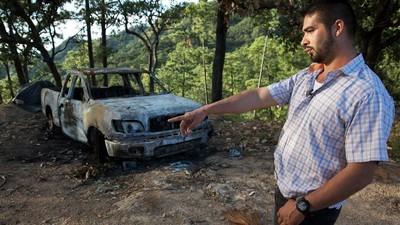 Gevlucht uit Sinaloa: de jacht op El Chapo