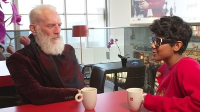 I Went on a Date with Toronto's 'Fashion Santa'