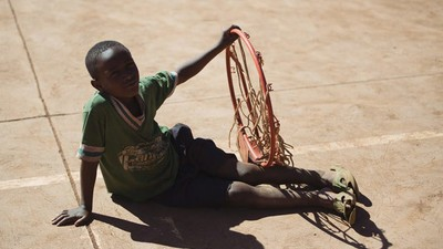 Photographing the Rise of Basketball in Rwanda