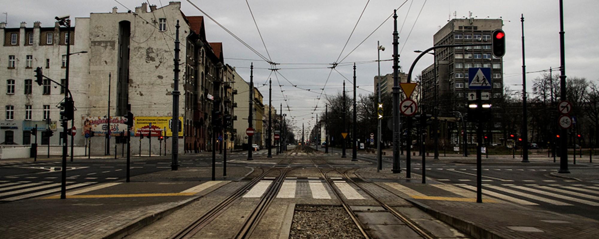 W święta Łódź wymiera