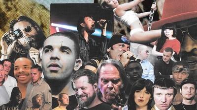 Le top VICE des meilleurs albums de 2015