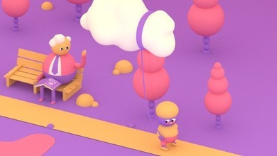 A Man Finds His Next Art Acquisition in This Week's Comic by Julian Glander