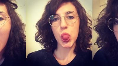 Die hippen Zungen von Instagram