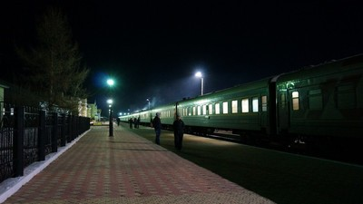 The Time I Celebrated New Year's Over and Over Again with Right-Wing Communists on the Trans-Siberian Railway