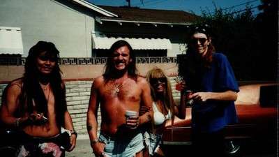 Remembering My Day with Lemmy Kilmister