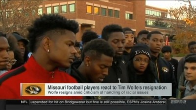 The Year Missouri's Football Team Put America on Notice