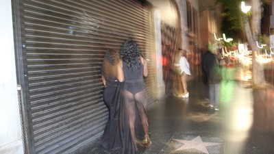 The Vile Majesty of Hollywood Boulevard on New Year's Eve