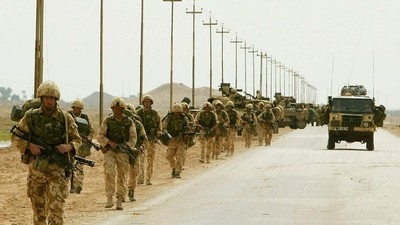 British Soldiers Could Face Charges for Alleged War Crimes Committed in Iraq