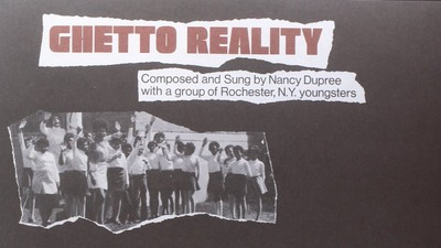Cómo ser un niño negro y orgulloso en el Nueva York de los 60 gracias a Nancy Dupree