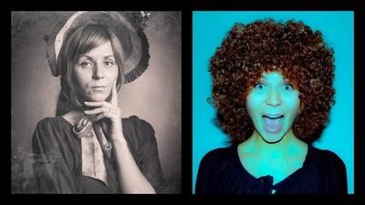 Die Entwicklung des Porträtfotos in 102 Sekunden