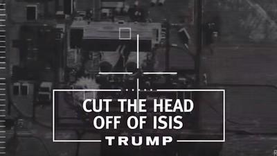 Donald Trumps erster Wahlwerbespot ist da
